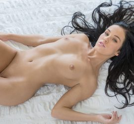 Megan Rain in  An Unusual and Sexy Request - blacked.com