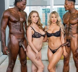 Kylie Page in  Best Friends For Ever - blacked.com