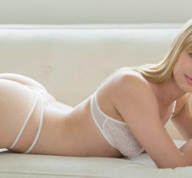Jillian Janson in  Blonde fiance gets huge bbc in her ass - blacked.com