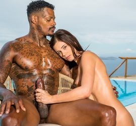 Little Caprice in  Hot Wife Vacation - blacked.com